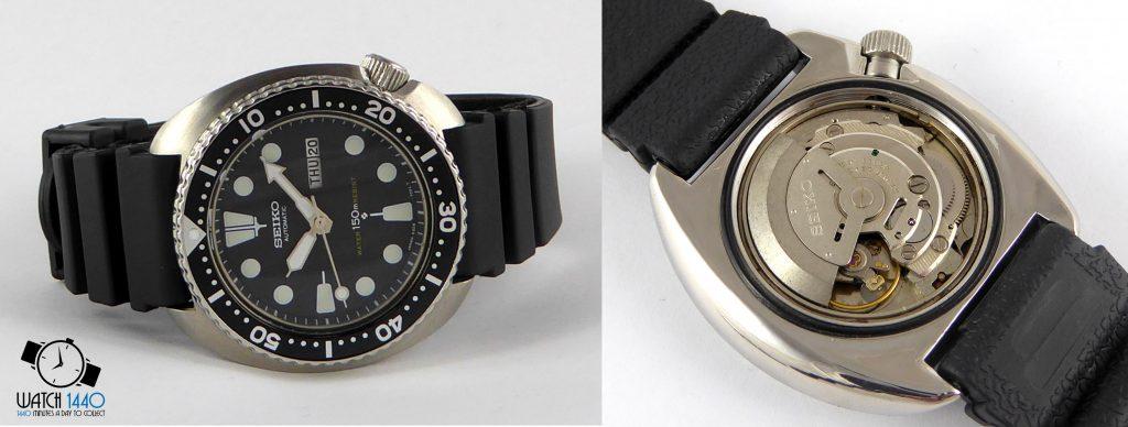 Seiko 6309-7040, 1978, Mov. 6309A