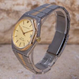 Girard Perregaux Laureato Chronometer Vintage Date Watch Gerald Genta ref. 4266