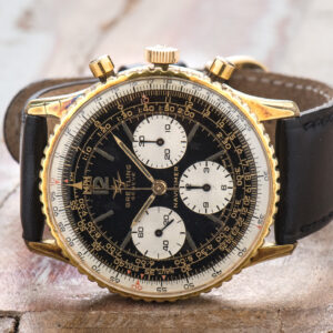 Breitling Navitimer Ref 806 Chronograph Cal. 178 Vintage Watch Men's Early 1960